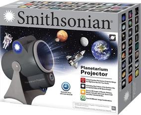 Smithsonian Óptica Quarto Planetário E Projetor Duplo Kit