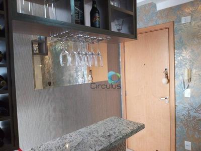 Apartamento Com 1 Dormitório À Venda, 45 M² Por R$ 235.000 - Jardim Nova Aliança - Ribeirão Preto/sp - Ap2255