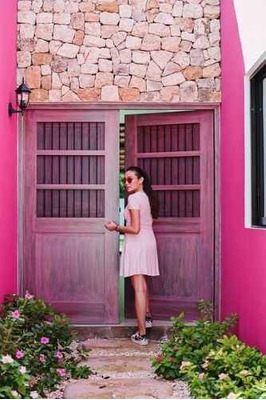 Casa En Venta Tipo Hacienda En Quintas Baspul Mod. M
