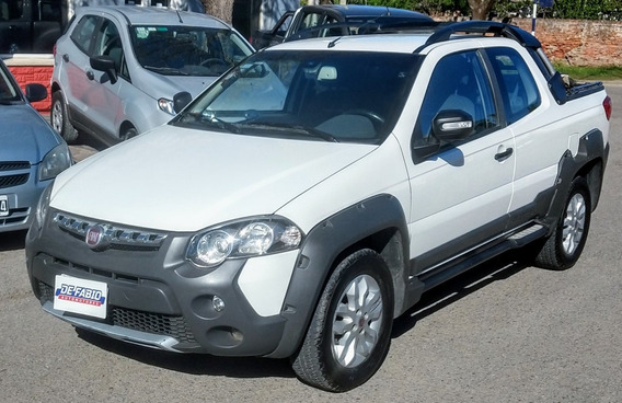 Fiat Strada Adventure Locker 3p