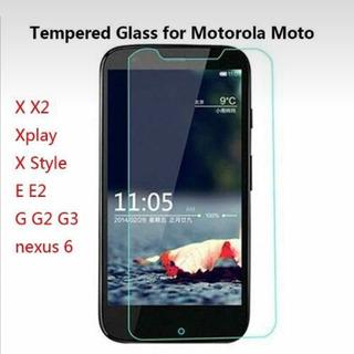 Novopelícula Protetor De Tela Motorola, Moto G3, X, Lg G3,