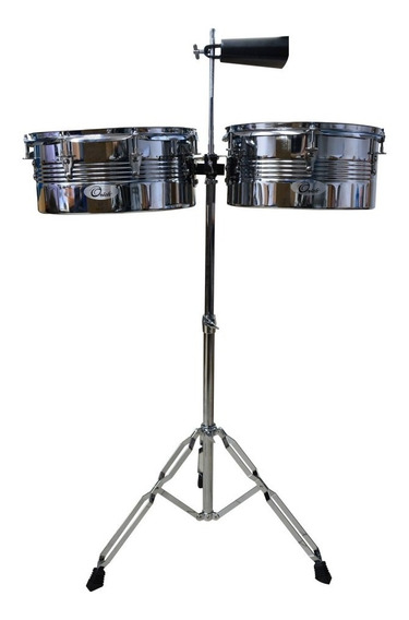 Timbal Orich 13+14 +campana Semiprofesional Nuevo De Paquete