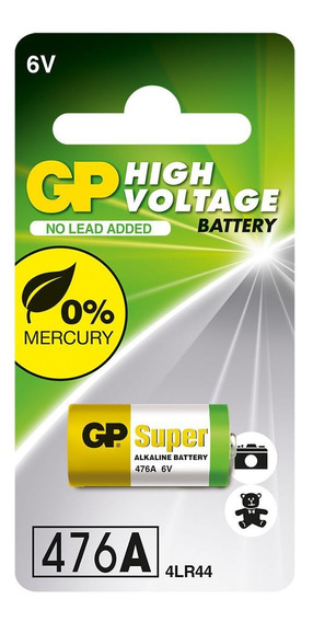 20 Pilhas 4lr44 6v Alcalina Gp P/ Coleira Anti Latido
