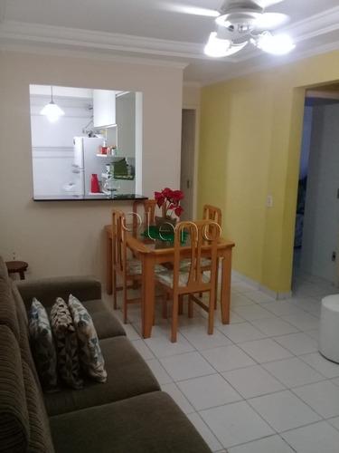 Apartamento À Venda Em Vila Santana - Ap015195