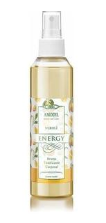 Body Splash Colonia Energy Bruma Tonificante Corporal Amodil