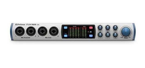 Imagen 1 de 6 de Presonus Studio 1810 18x8, 192 Khz, Interfaz De Audio Usb 2.
