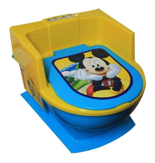 Entrenador De Baño Mickey
