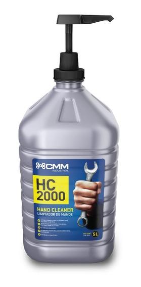 Cmm Limpiador Manos Hc2000 5lt