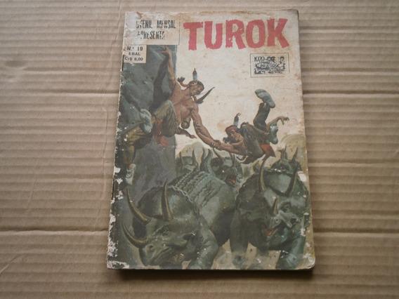 Turox Nº 19 Antigo E Raro