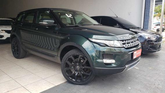 Land Rover Range Rover Evoque - 2012/2012 2.0 Pure Tech 4wd