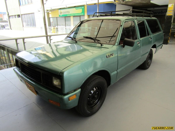 Chevrolet Luv Kb 21