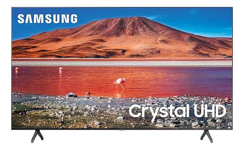 Televisor 50  Un50tu7000 Samsung Crystal Uhd 4k Smart Tv.