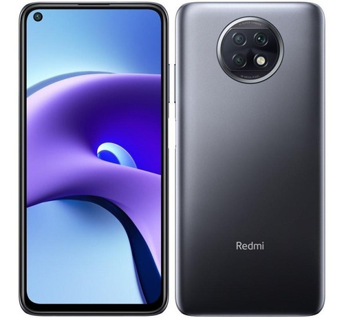Celular Xiaomi Redmi Note 9t 64gb / 4 Ram / 48mp + Forro