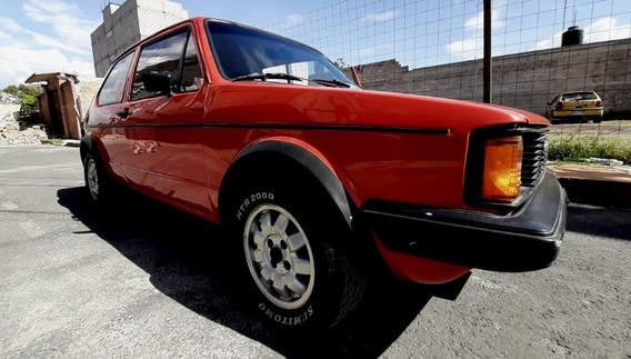 Volkswagen Caribe Clasico Mod 1981 Original