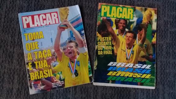 Edição Fodástica Placar Brasil Tetra - Paga Uma, Leva Duas!