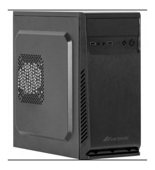 Intel Core I3 2120/h61 4gb/ssd 120gb/gabinete/teclado/mouse