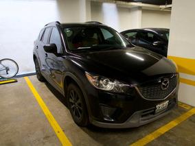 Mazda Cx-5 2014 Piel Con Rines Negros