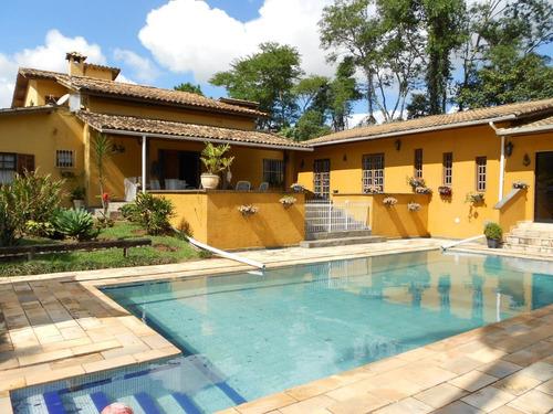 Imagem 1 de 30 de Chácara Residencial À Venda, Mendonça Cortez, Cotia - Ch0185. - Ch0185