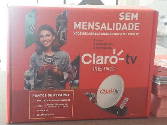 Recptor Pré Pago Claro Tv