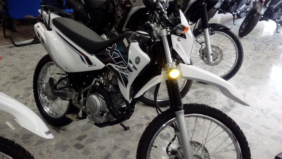 Yamaha, Xtz125 2018