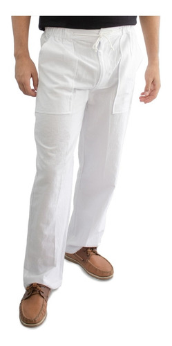 Pantalon De Manta Mr Buho Estilo Playa 100 Algodon Mercado Libre