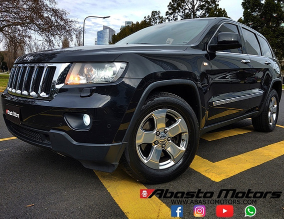 Jeep Grand Cherokee 2012 Limited Muy Cuidada Y Original