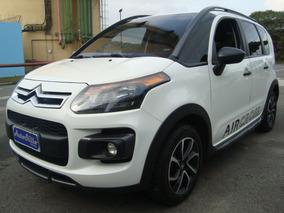 Citroën Aircross Tendance 1.6 Flex 2015 Branco (completo)