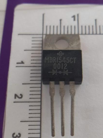 Mbr1545ct - Schottky Diodes 45v 15a - Original Kit 5 Pçs