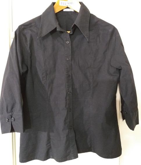 Camisa Mujer Portsaid Negra M