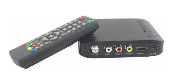 Receptor Televisión Digital Abierta Gratuita Deco Tda Isdb-t