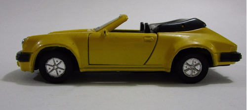 Porsche Escala Antiguo Coleccion 12 Cm Metalico