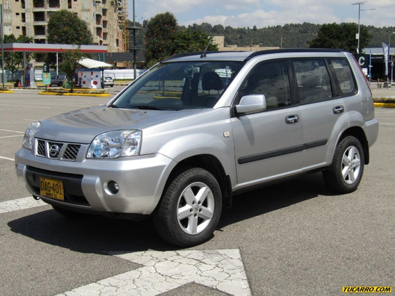 Nissan X-trail At 2500cc Aa 4x4