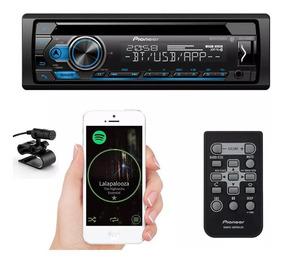 Auto Radio Pioneer Deh-s4180bt 4180 Mixtrax Bluetooth Usb+nf