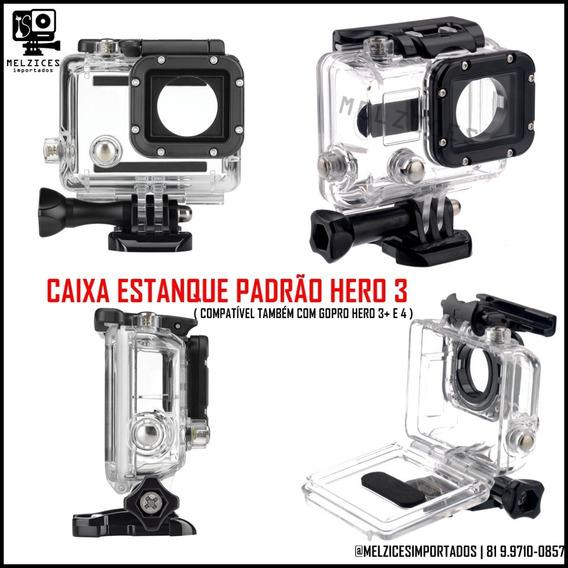 Case / Caixa Estanque Padrão Gopro Hero 3