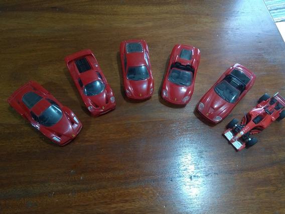 Autos A Escala Ferrari Shell Coleccion Completa 2 Velocidade