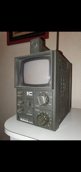 Radio E Tv Antigo National