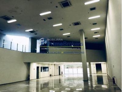 Loja Com Mezanino Para Locação - Office Silva Bueno - Lo0640