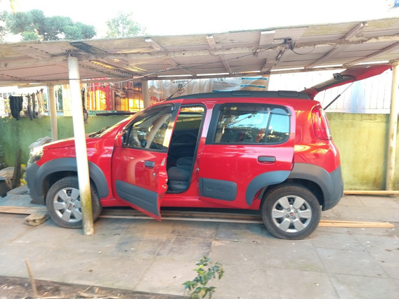 Fiat Uno 1.4 Way Flex 5p 2013