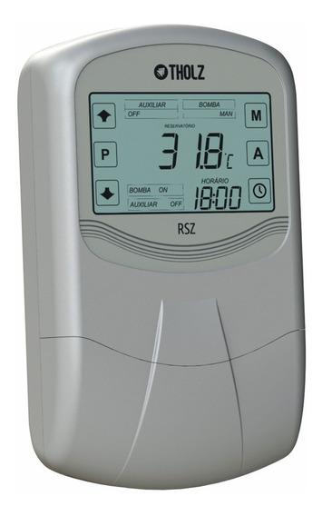Controlador Diferencial C/ Timer Rsz Tholz - Rsz1206n