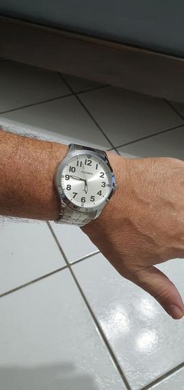 Relógio Mondaine Masculino Quartz Novo Na Caixa Com Nota