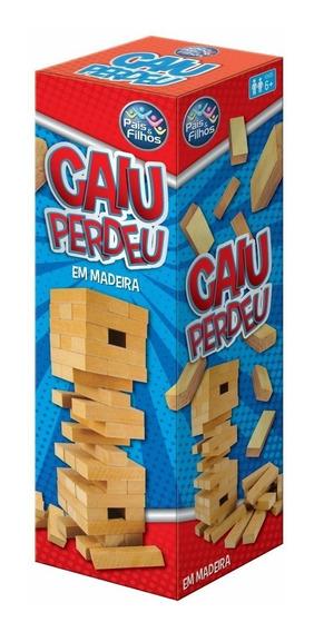 Jogo Caiu Perdeu - Pais & Filhos
