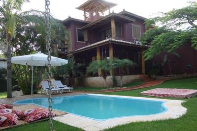 Casa Em Rio Tavares, Florianópolis/sc De 250m² 3 Quartos Para Locação R$ 2.000,00/dia - Ca104287