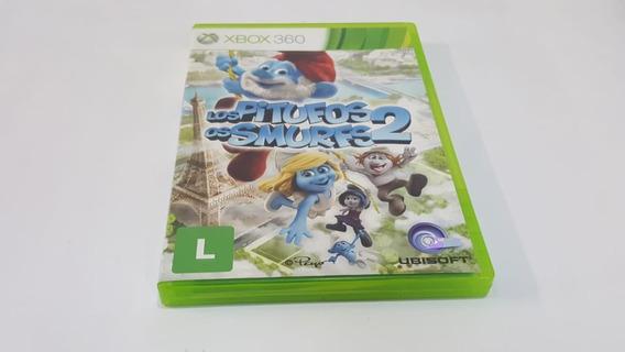 Jogo Os Smurfs 2 - Xbox 360 - Original