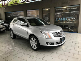Cadillac Srx 3.6 Premium Awd At 2015