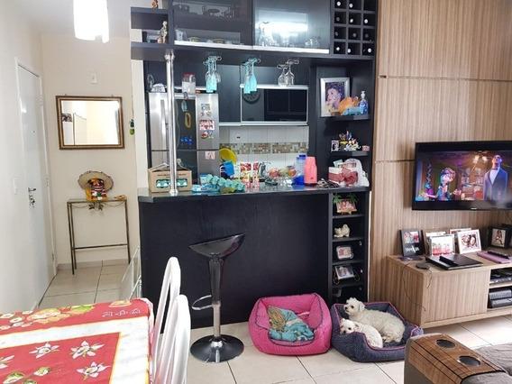 Apartamento A Venda, Pronto Para Morar, 2 Dormitórios, Suite, Mobiliado - Ap07069 - 34458012