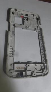 Gabinete Aro Traseiro Celular Lg D325f8 Original