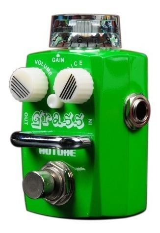 Pedal Para Guitarra Hotone Grass Sod-1