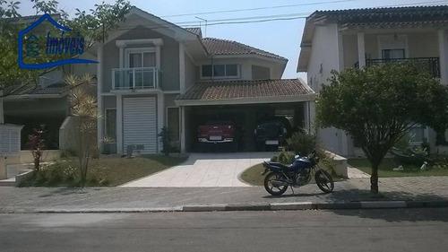 Imagem 1 de 19 de Casa Com 4 Dormitórios À Venda, 240 M² Por R$ 1.200.000,00 - Condomínio Arujá Ville - Arujá/sp - Ca0114
