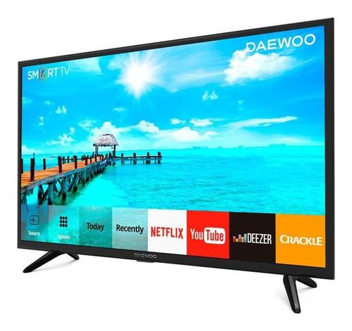 Imagen 1 de 1 de Televisor Daewoo 39  Smart Tv Hd Hdmi Android 9.0