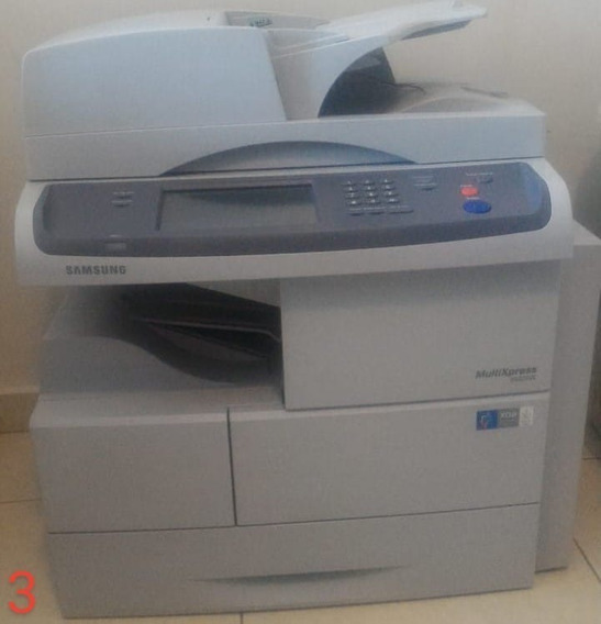 Impressora Multifuncional Samsung Scx-6555 Ótimo Estado